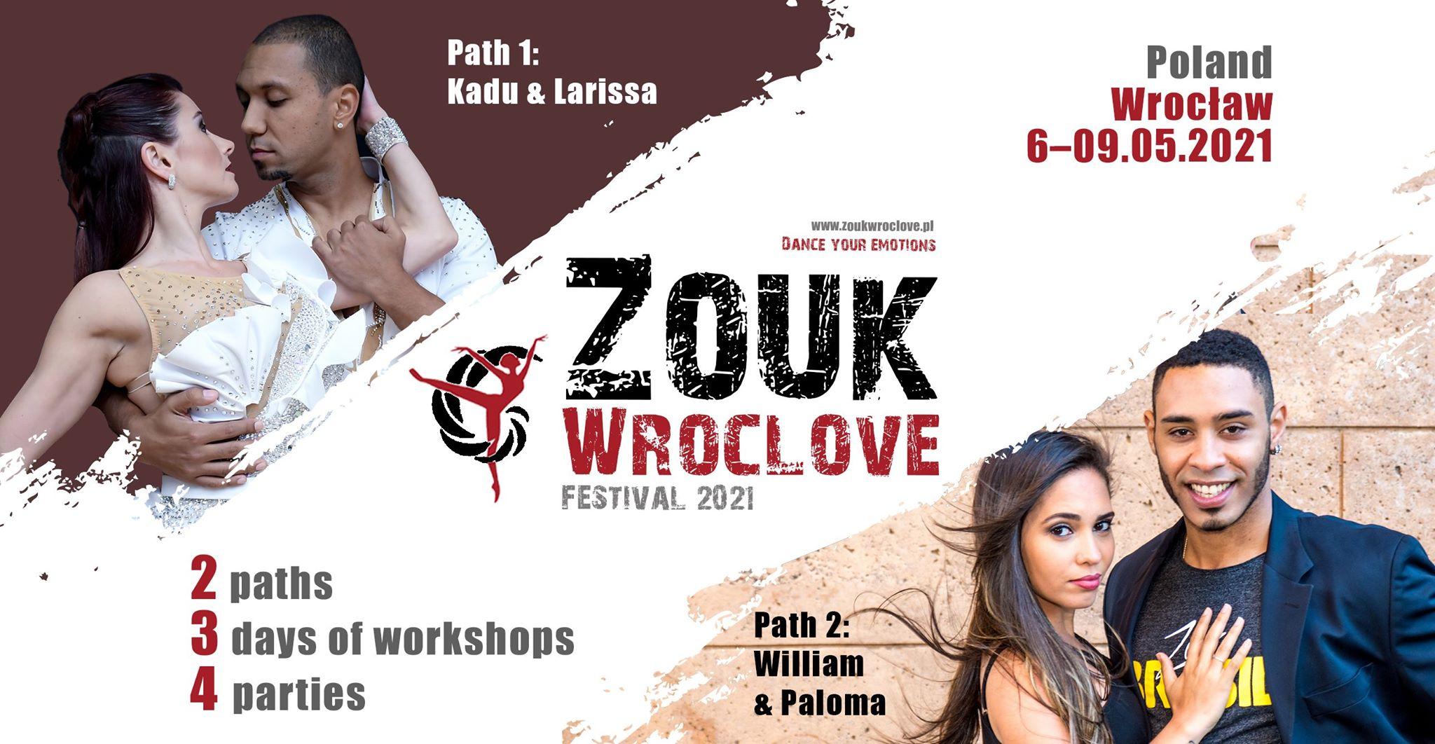 Zouk Wroclove Festival 2021